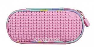 Пенал Upixel Super class-Розовый