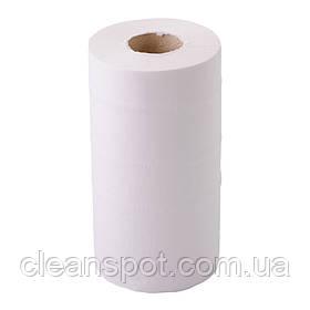 Рулонные полотенца 2-х слойные целлюлоза 60м 200 отрывов Eco Point Standart