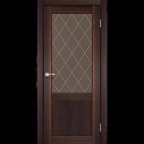 Двері міжкімнатні шпоновані Корфад KORFAD Classico, фото 2