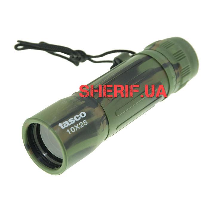 Монокуляр тактический Tasco 10х25 зеленый 11212