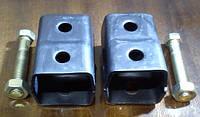 Комплект удлинителей подвески Daewoo Lanos, Sens задней (кубики метал.)