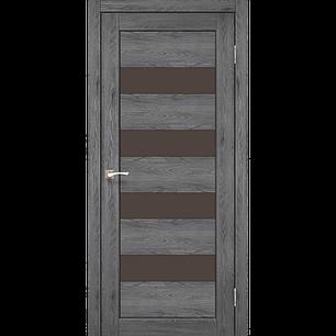Двері міжкімнатні шпоновані Корфад KORFAD Piano Deluxe, фото 2