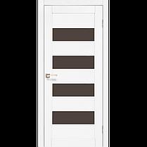 Двері міжкімнатні шпоновані Корфад KORFAD Piano Deluxe, фото 3