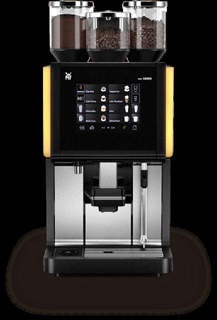 Суперавтоматичні кавомашини WMF