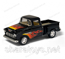 "Ретро-машинка Kinsmart ""1955 Chevy Stepside Pick-up"""