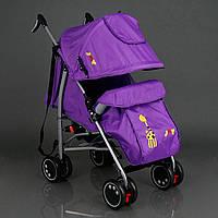 Коляска детская трость JOY Q 2005 (1)  Фиолетовая