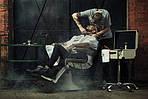 Разговоры по-мужски или как открыть Barbershop (барбершоп).