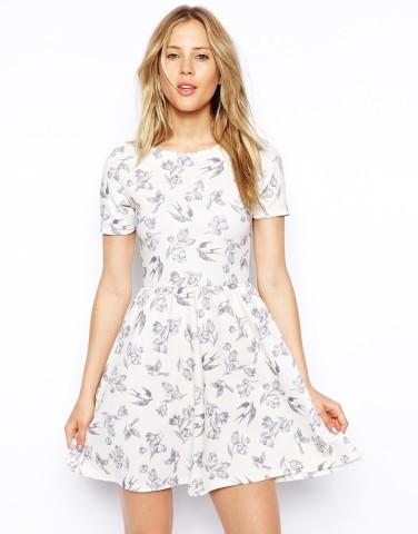 Новое платье в принт ASOS