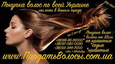 Покупка волос Украина дорого от 30сантиметров, куплю волосы 30см Украина, фото 2