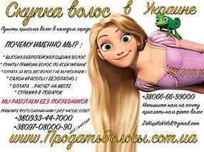 Покупка волос Украина дорого от 30сантиметров, куплю волосы 30см Украина, фото 3
