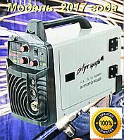 Сварочный инверторный полуавтомат «ЛУЧ-профи» MIG/MAG-305 (IGBT)