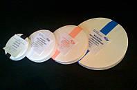 Фильтры бумажные d= 11,0 см белая лента