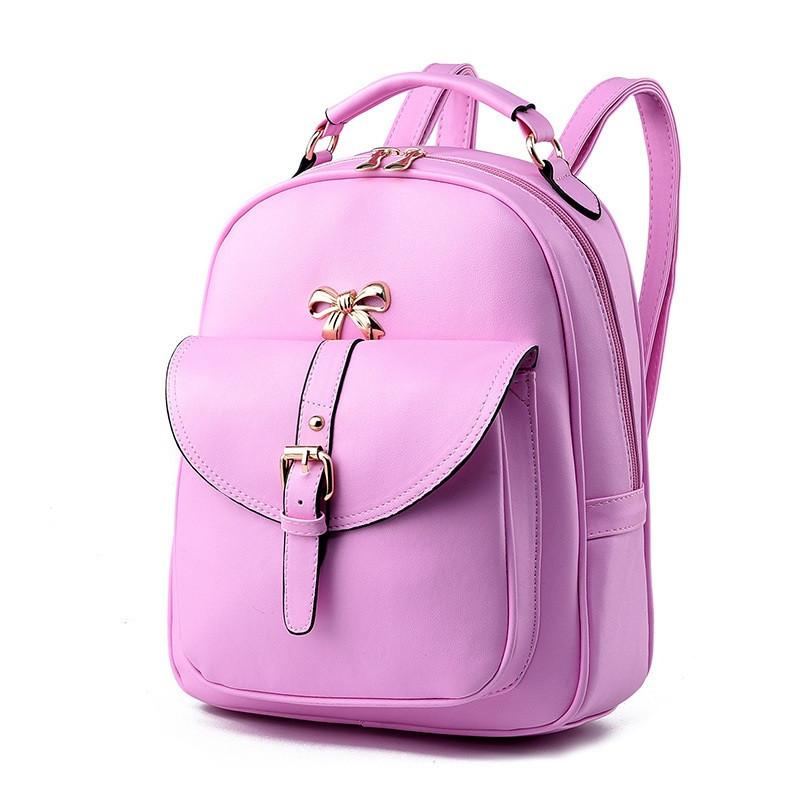 Рюкзак городской женский Blaire pink