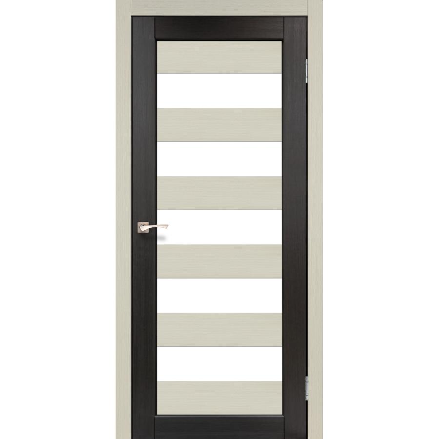 Двері міжкімнатні шпоновані Корфад KORFAD Porto Combi Colore