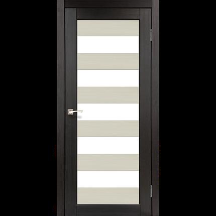 Двері міжкімнатні шпоновані Корфад KORFAD Porto Combi Colore, фото 2