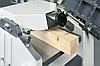 Рейсмусно-фуговальный cтанок NXSD 410 Robland, фото 5