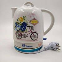 Электрочайник Domotec MS-2801 чайник керамика