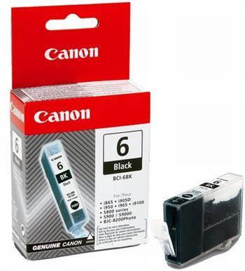 Чернильница Canon BCI-6Bk iP4000/ 5000/ 6000D/ 8500, MP760, фото 2