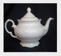 Чайник заварочный фарфоровый 1150 мл KRZYSZTOF 4483