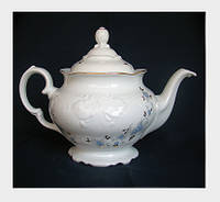 Чайник заварочный фарфоровый 1500 мл KRZYSZTOF fryderyka 4586