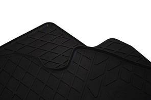 Автоковрики резиновые на Hyundai Accent 2017+ (4 шт)