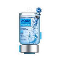 Маска СО2 Tosowoong Aqua TokTok Co2 Fresh mask(гель+маска)