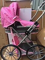 Кукольная коляска Классика 69882BN
