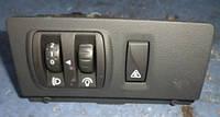 Кнопка корректора фар и подсветки панели приборовRenaultLaguna III2008-2015251900001R