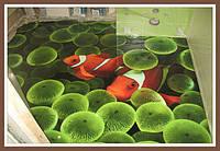 Наливные 3D полы, фото 1