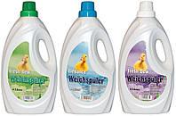 Power Wash Засіб для обполіскування Weichspuler (зеленый) Fresh Dew 4 л (54 стирки)