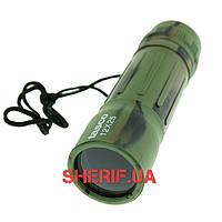 Монокуляр тактический Tasco 12х25 зеленый 11214
