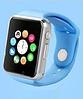 Умные Часы Smart Watch А1 blue Аналог Apple Watch