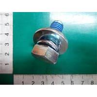 Болт крепления шкива к фланцу барабана для стиральной машины Samsung DC97-06080A