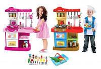 Кухня детская WD-A17 c большой мойкой