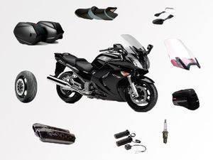 Аксессуары для мототехники и скутеров