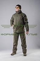 Куртка мембранная нейлон олива