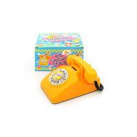 Мобильный - телефон копилка в коробке