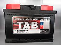 Акумулятор автомобільний 62 TAB Magic