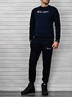 Утепленный Спортивный костюм Champion темно-синий