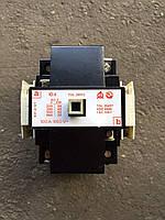 Контактор ID-4, AC-3, 100A, 660V DDR к кранам РДК, TAKRAF