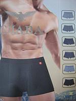 Трусы боксеры мужские бамбук+стрейч, р.XL. От 8шт по 25грн, фото 1