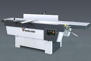 Рейсмусно-фуговальный cтанок S 510 Robland, фото 2
