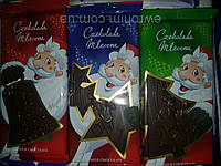 Шоколад Terravita в праздничном дизайне, 100 г