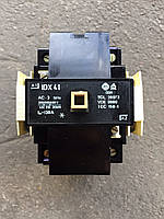 Контактор IDX-41, AC-3, 130A, 660V DDR к кранам РДК, TAKRAF