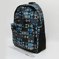 "Молодежный рюкзак с карманом Josef Otten ""Шахматка"" 522242"