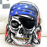 """Молодежный мужской рюкзак """"Пират"""""""