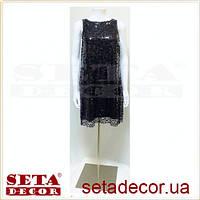 Платье с пойетками в ретро стиле 20-х годов карнавальное