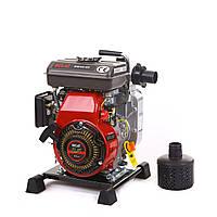 Мотопомпа BULAT  BW40/20(двиг. WM152F) патрубок 40мм, 27куб/час