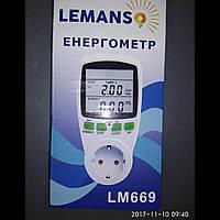 Энергометр LEMANSO LM669