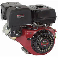 Двигатель WEIMA  WM190FE-S NEW  (25мм, шпонка, эл/старт),бензин 16л.с.